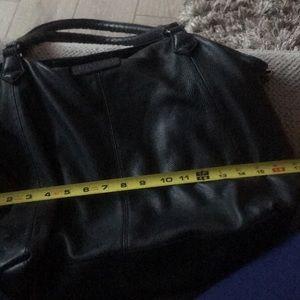 Liebeskind Bags - Liebeskind Berlin black leather shoulder bag.